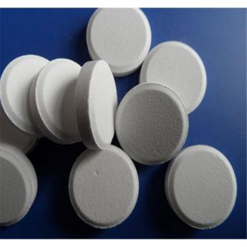 White Color Waste Water Treatment Application TCCA 90% Chlorine Tablets