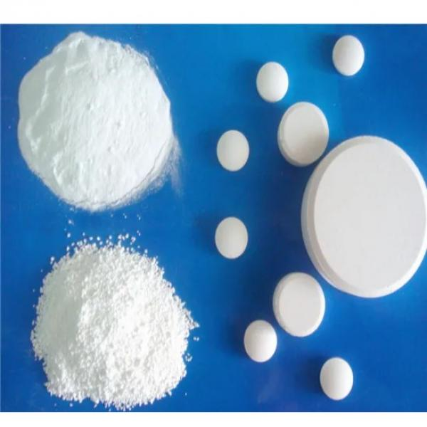 ISO Cyanuric Acid/Stabiliser in Standing Bag of Swimming Pool Chemicals (HC-SP-CA001) #1 image