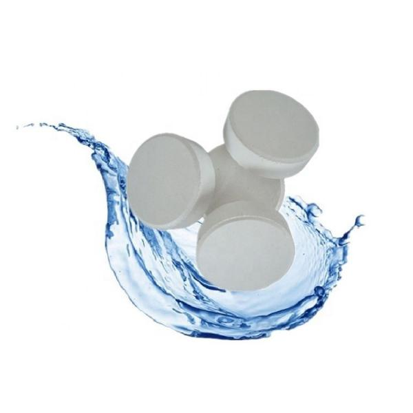 Trichloro - Isocyanuric Acid (TCCA) 90% for Water Treatment and Sterilization #1 image