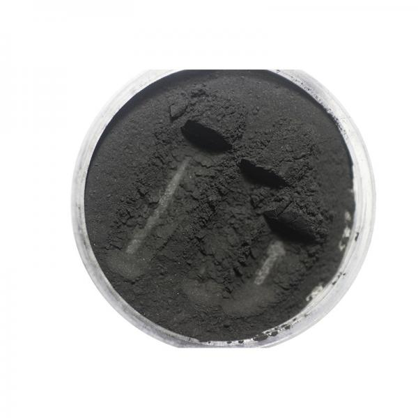 10X20 Mesh Coal-Based Granular Activated Carbon for Water Purification #1 image