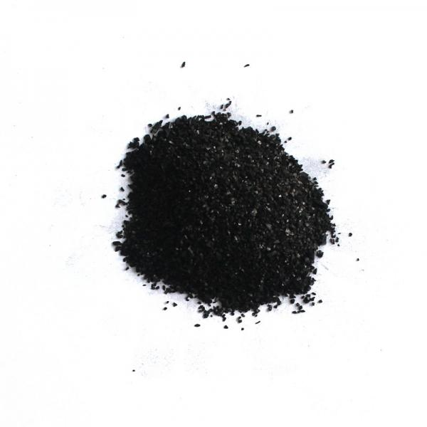 8*30mesh Coconut Shell Activated Carbon Water Purification #1 image